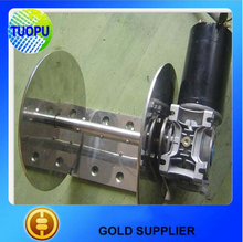 2016 Chinese golden supplier marine winch drum, boat anchor drum winch