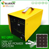 WZ-QR01-10W Lighting serise small portable solar panel power system