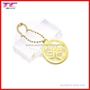 New Style Fashion Metal Logo Tag Metal Charm For Handbag