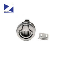 Marine hardware boat accessories round security lock keys