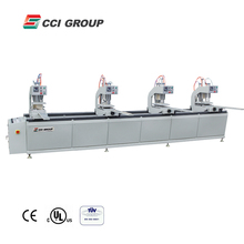 Hot sale Four Head UPVC PVC Window Welding Machine with CE WHJ02-4500.4/4.B