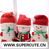2014 christmas Guangzhou wholesale blanket santa claus in festival style