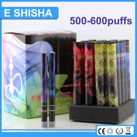 good manufacturer 500-600 puffs shisha hookah silicone hose with lowest prices