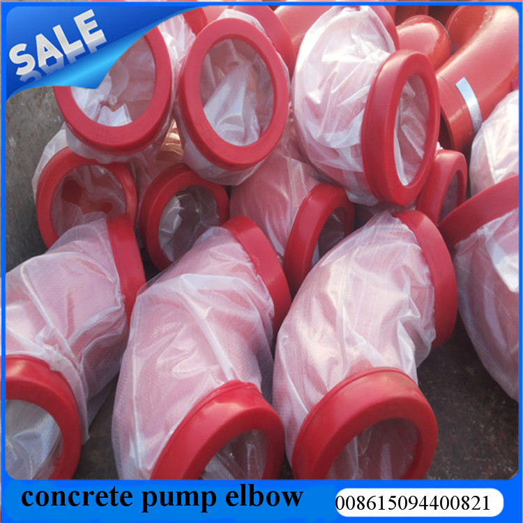 """Dn125 Twin Layer Concrete Pump Elbow elbow pipe bend pipe joint,pvc pipe elbow"