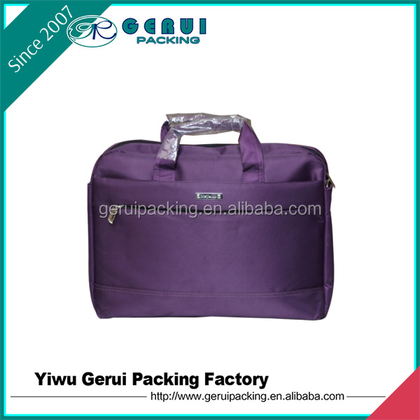 high quality waterproof heavy duty metal labelled computer laptop bag