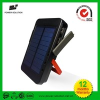 solar power bank waterproof solar charger led