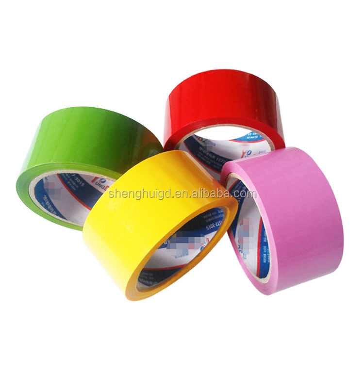 For Carton Sealing Packaging Round Adhesive Bopp Tape