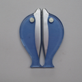 mini cute dolphin ceramic blade letter opener box cutter
