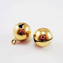 Fashion metal round bell for Holiday decoration BB302