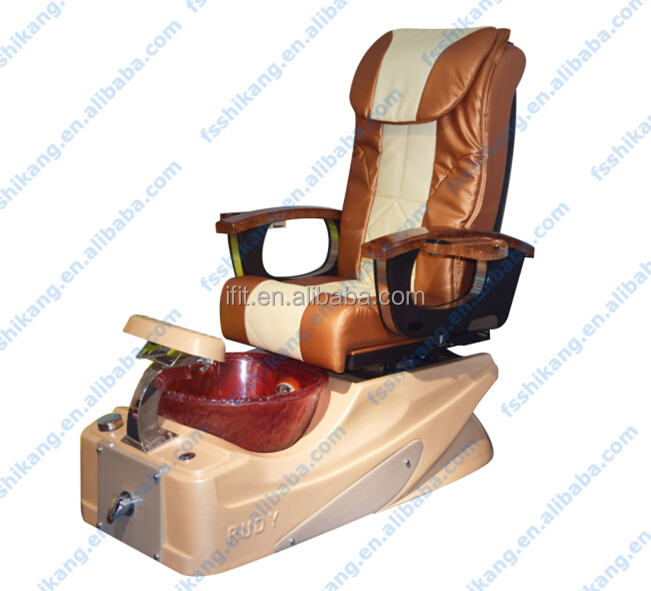 2017 the latest luxury spa pedicure chair