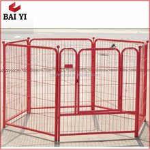 Outdoor Dog Fence And Galvanized Steel Dog Run For Sale With Portable Dog Pens