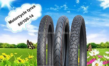 Qualified Motorcycle tire 80/100-14