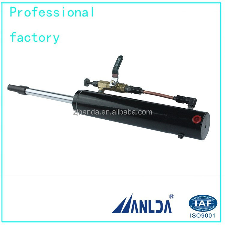 Professional factory best price manual band saw lift hydraulic cylinder