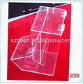 SGS Approved Best Price Modern Design Acrylic Candy Box Display
