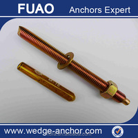 chemical anchor standard bolts