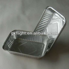 Large aluminum disposable baking pans