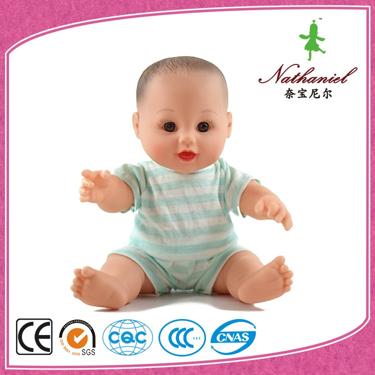 Dismountable 12 inch pvc baby alive doll made china