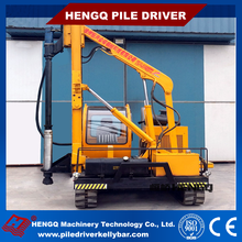 hydraulic pile driver crawler renewable resources company used hydraulic pile driver crawler