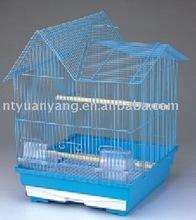 small powder coated wire bird breeding cages