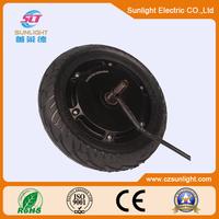300W 36v 250w electric wheel hub motor made in China