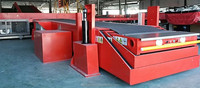 3 section telescopic belt conveyors