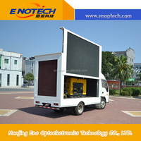 Mobile Stage Truck for Roadshow display