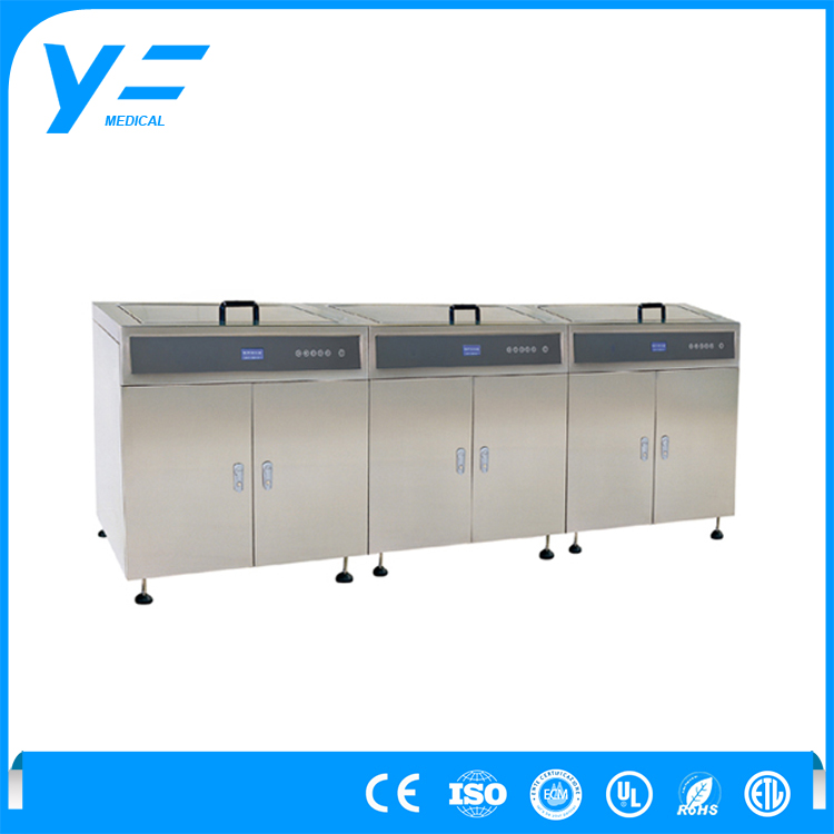 Competitive Price Most Popular 1500ml Heatable Function Hospital Furniture Digital Ultrasonic Cleaner