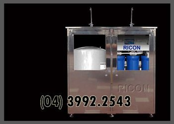 R.O system - may loc nuoc tinh khiet water filter
