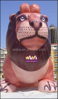 10M inflatable lion/Giant event inflatable
