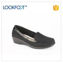 wholesale manufacturer brazil imported leather women casual loafers shoes flat lovely street