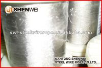 Stainless steel wire rope with material AISI316