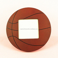 3x3 basketball Wood Photo Frame manufacturer