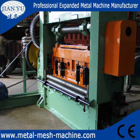 automatic cnc expanded metal mesh machine with best price
