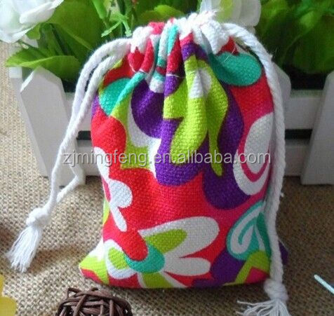 high quality eco friendly Fashion 2015 unbleached muslin bags(wz0826)