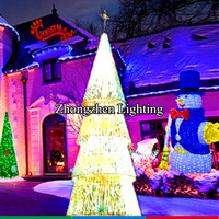 2015 commercial pre lit led walmart christmas trees