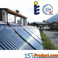 Split solar flat collectors( SRCC,Solar Key Mark Certificate)