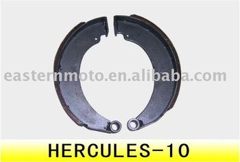 220 brake shoe of tricycle/220 brake shoe of 3 wheel motorcycle/3 wheels motorcycle parts in Peru Colombia/Pecas do triciclo