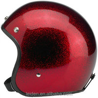 harley glitter shinning helmets motocycle helmets open face helmets safe accessories TN8658