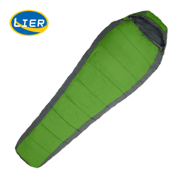 Outdoor Hiking Camping Waterproof Mummy Down Sleeping Bag