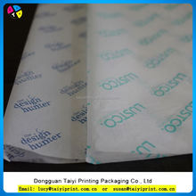 Fashion good look gift wrapping tissue paper for clothes
