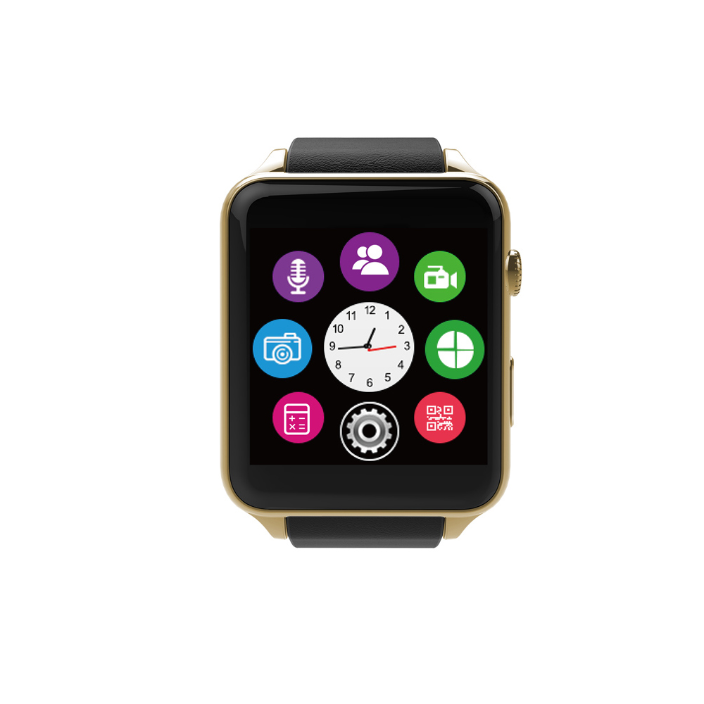 bluetooth watch GT88 smartwatch,MTK2502C wrist smart watch phone with ce and rohs,price of smart watch phone