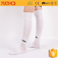 wholesale 100% cotton solid color knee high socks; pattern knitted leg warmers; sex girls black knee high socks