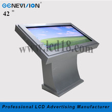 "Interactive stand 42"" 42 inch HD 1080p Standing Interactive all in one pc (MPC-420FT)"