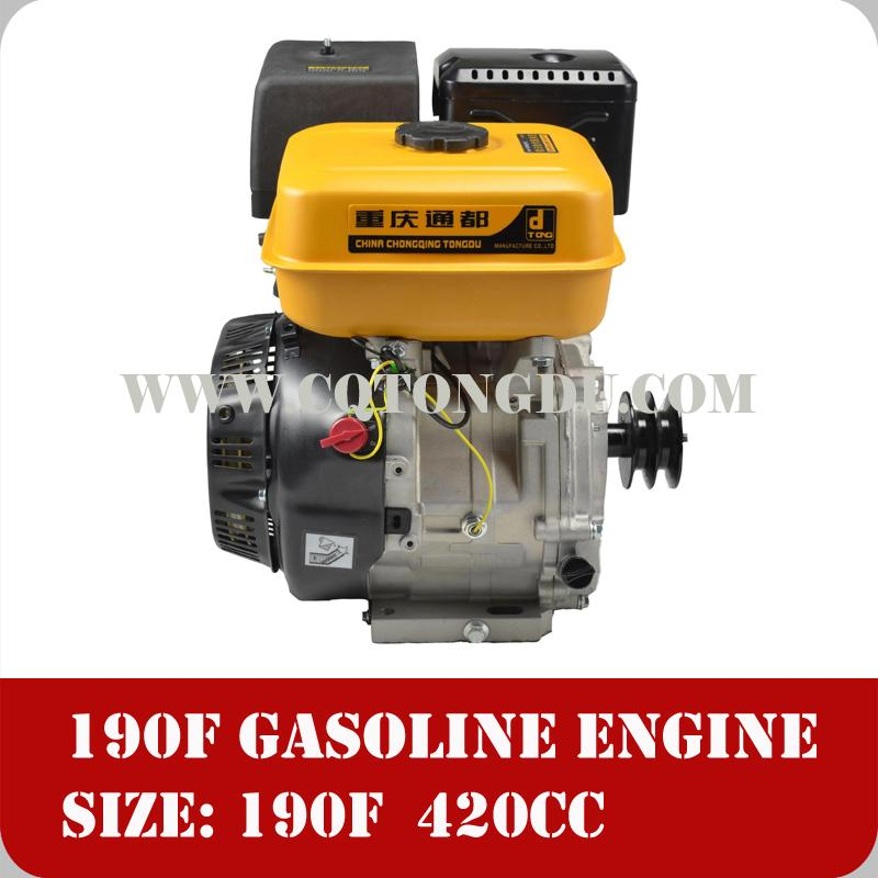 High-Performance-Engine 16HP 420cc small gas engine gasoline engines