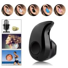 Universal Super Mini Fashion Wireless Bluetooth Earphone S530 In Ear style
