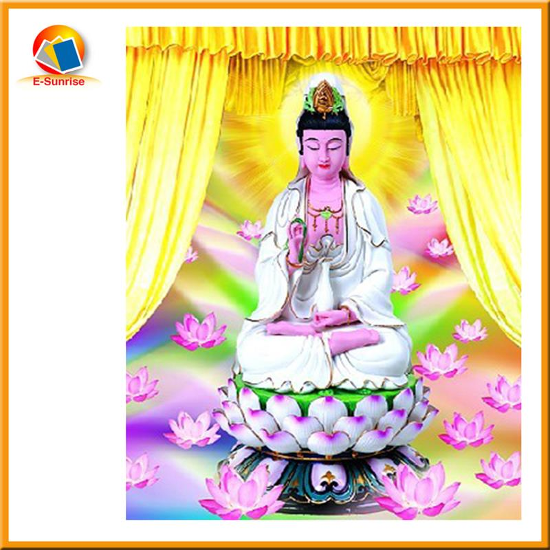wholesale high quality religion art paper /religion eye images ,promotional 3d picture of Religion/religion photo to 3d
