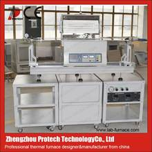 CVD furnace for single walled nanotubes with factory price