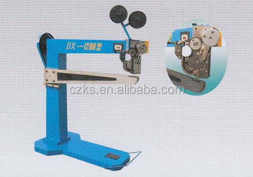 the lowest price DZX DXJ series corrugated paperboard nailing machine/stitching machine