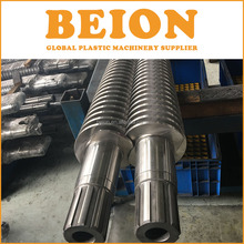 Hot Sales Plastic Extruder Screw Cylinder/ Extrusion Screw Barrel