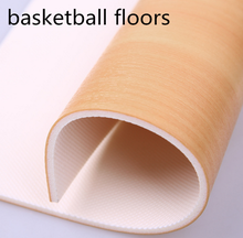High degree of certification Multi-purpose Durable Sports court Flooring